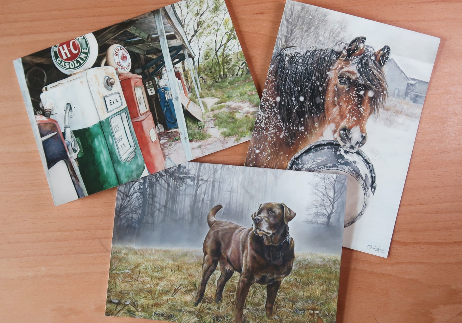 Assorted Greeting Cards Set